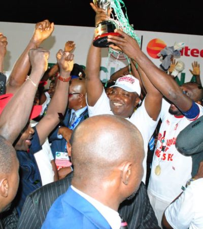 Rangers Supporters Club to honour 12 NPFL away matches — Official