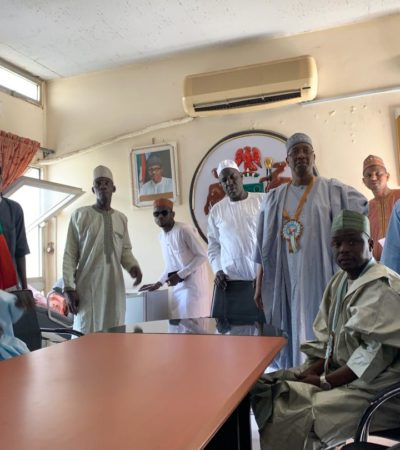 Jubilation As New Kano Info Commissioner Assumes Office