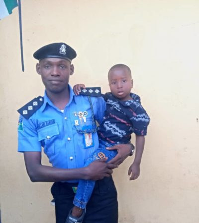 Kidnapping: Police In Kano Rescue Four Years Old Boy, Arrest Two Kidnappers