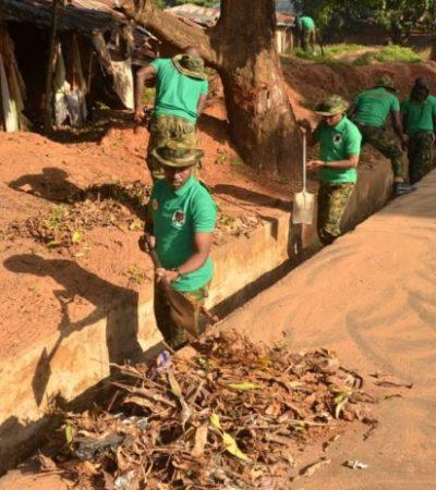 Exercise Ayem Akpatuma2: Army embarks on community services in Nasarawa community