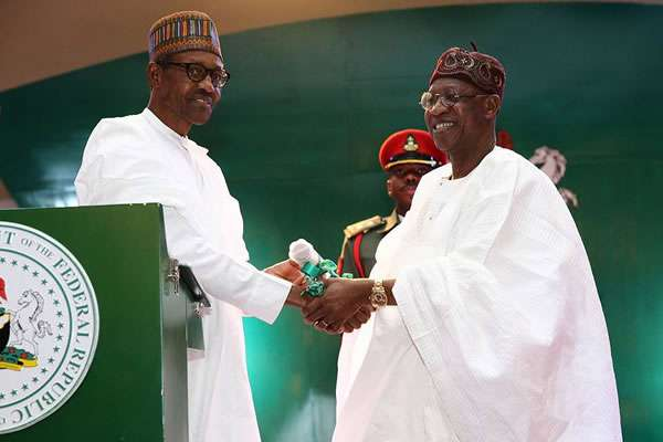 Lai Mohammed's scorecard 100 days after reappointment