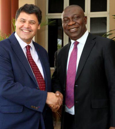 Funding, Major Challenge to Tackling Environmental Issues in Nigeria- Ekweremadu