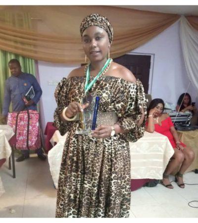 Best Media Awards: Anambra State Honored Publisher of Ogene Anambra, Uju Edochie