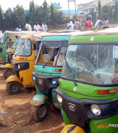 Mob attacks FCT ministerial task team at Nyanya