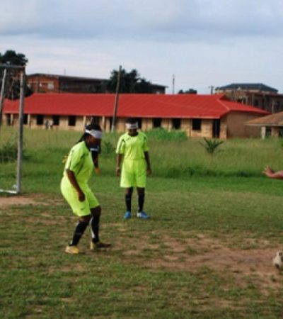 8 African countries participate in international blind football in Enugu