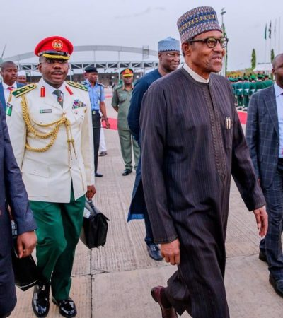 President Buhari Explains Reorganization At The Presidency