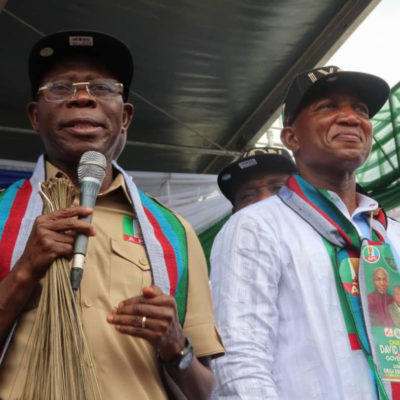 APC Bayelsa Ends Governorship Campaign Rallies, Declares PDP History