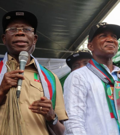 APC Bayelsa Ends Governorship Campaign Rallies, Declares PDP History