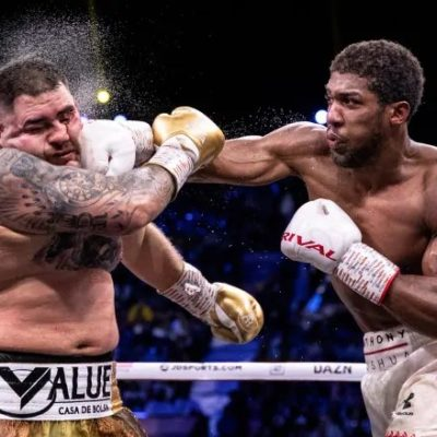 Ruiz attributes last night's loss to three months of endless partying after his June victory