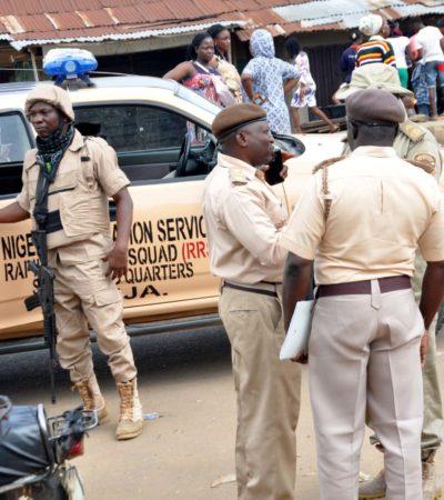 NIS bursts human trafficking ring at Katsina border, apprehends 28