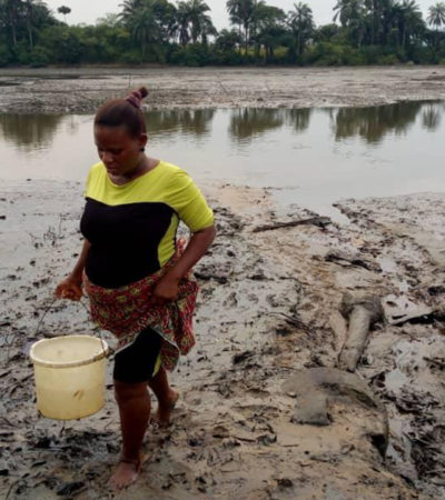 The Ogoni Resistance Against the Fossil Fuel Industry in Nigeria